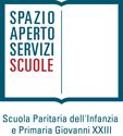 Scuola Paritaria dell'Infanzia e Primaria Giovanni XXIII Logo